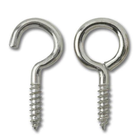 eye curtain curtain hook eye set pack of 15 rkl tools hardware