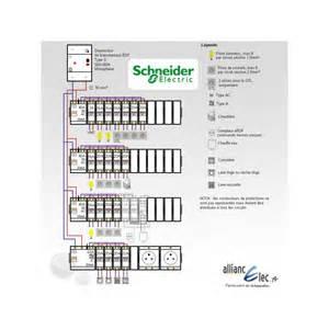 tableau electrique schneider surface sup 233 rieur 224