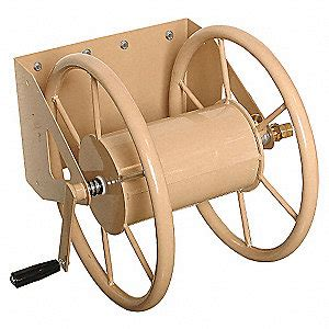 Liberty Wall Mount Hose Reel Steel 15 1 2 I Garden Hose Wall Mount Garden Hose Reel Metal