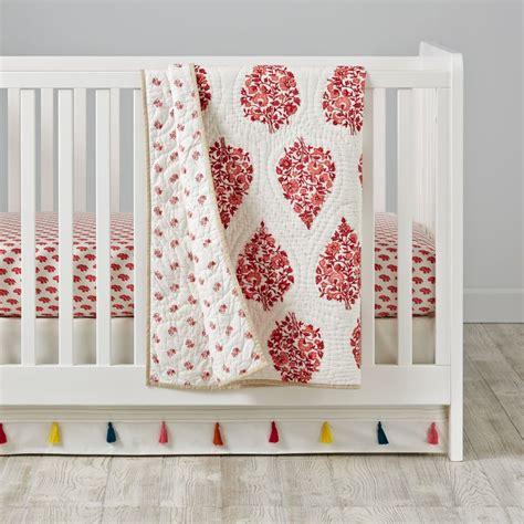 Boho Crib Bedding by Crib Bedding Crib Bedding Sets The Land Of Nod