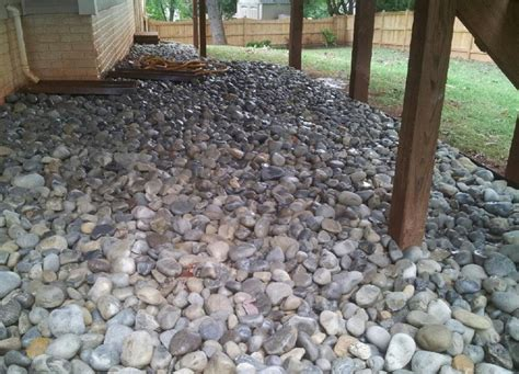 river rocks for landscaping river rock eco friendly lawn and landscaping llc
