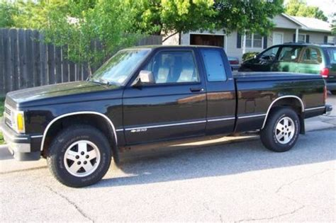 car owners manuals for sale 1993 chevrolet s10 spare parts catalogs find used 1993 chevrolet s 10 4x4 in waco texas united states for us 4 500 00
