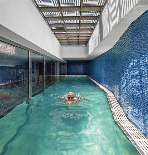 swimming pool house glass walled swimming pools 10 amazing designs modern