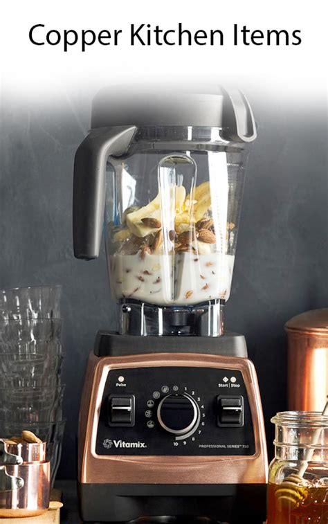 Copper Style Kitchen Accessories by Copper Kitchen Appliances And Accessories Instyle