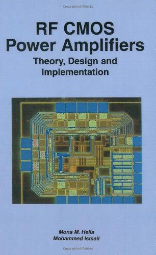 cmos layout design techniques rf cmos power amplifiers theory design and