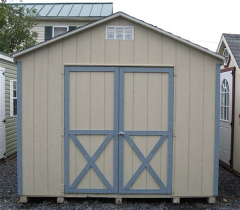 Shed Frame Kit by 10x20 A Frame Wood Shed Kit