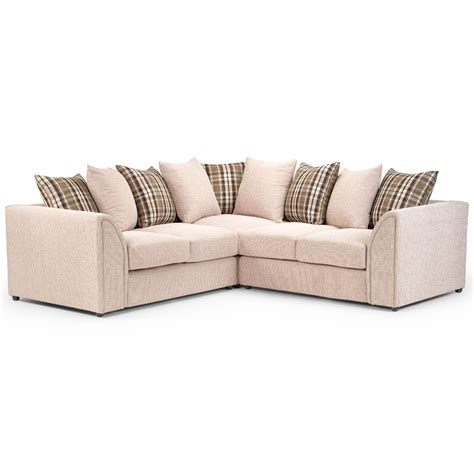 Large Sofas by Nevada Large Fabric Corner Sofa Next Day Delivery Nevada