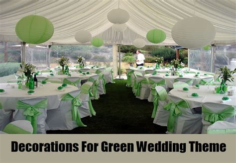party themes green unique green wedding theme ideas how to plan a green
