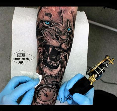3d tattoo wolverine tattoo by vladimir drozdov https www facebook com die
