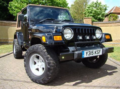 used in bedfordshire jeep wranglers for sale uk