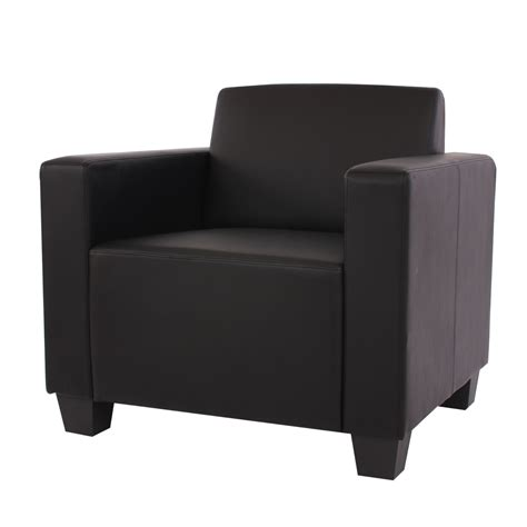 modular sofa system garnitur lyon 4 1 kunstleder ebay - Sofa Ohne Rückenlehne