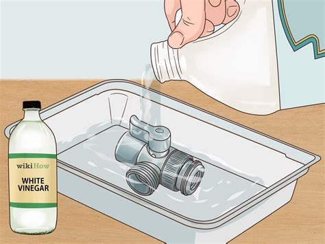 fix a kitchen faucet 5 ways to fix a kitchen faucet wikihow