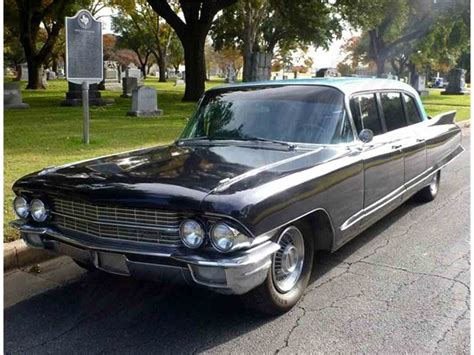 1962 Cadillac Fleetwood by 1962 Cadillac Fleetwood Limousine For Sale Classiccars