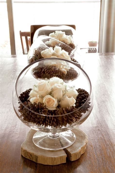 17 best images about centerpiece ideas on mercury glass votive holder and tablescapes
