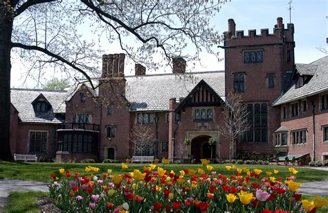 Stan Hywet And Gardens by The Roaring 20 S Pics