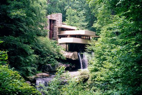 Fallingwater House | freud realty the elite real estate blog fallingwater