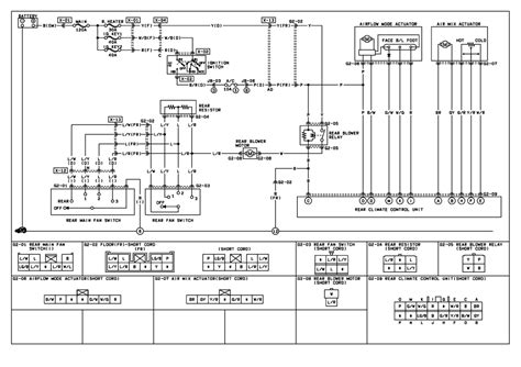 mitsubishi l200 warrior wiring diagram free