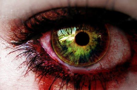 zombie eye   cg abstract background wallpapers