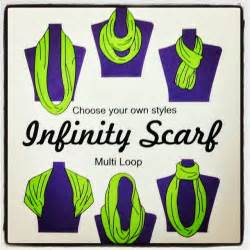 How To Wrap An Infinity Scarf Ethos Creative Introducing Fall Apparel And Decor