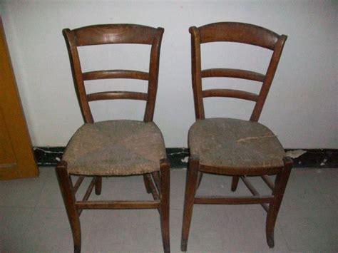 chaise d église paire chaises eglises collection