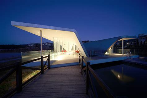 the club house hong luo club house mad archdaily