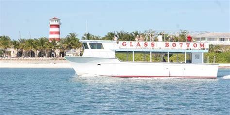 glass bottom boat tour grand bahama island galveston cruises freeport bahamas port of call
