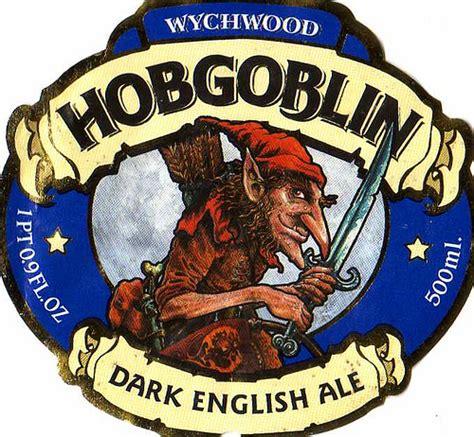Halloween Entertainers - hobgoblin dark english ale british beers