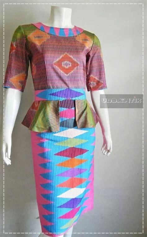 Blouse Batik Garutan 05 rangrang lombok batik lombok