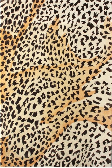 Cheetah Print Area Rugs Nuloom Animal Print Area Rug Fashion Meets Home Decor Pinterest