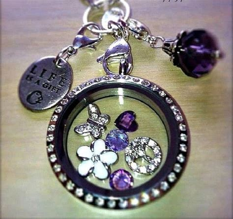 Origami Owl Locket Charms - authentic origami owl charms for living locket floating charms