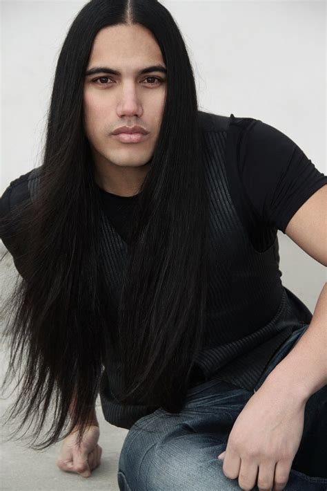 how to do a long native american male hair styles will rayne strongheart native american gemischt mixed