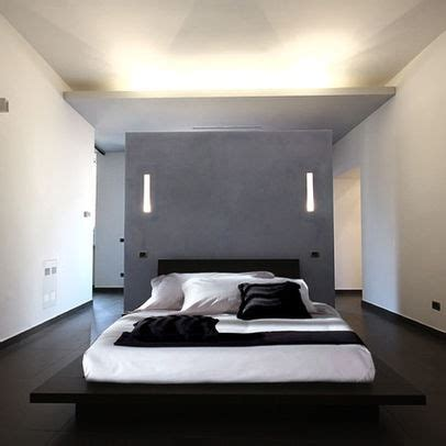 partial height wall  bed design ideas pictures