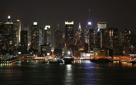 new york skyline wired new york
