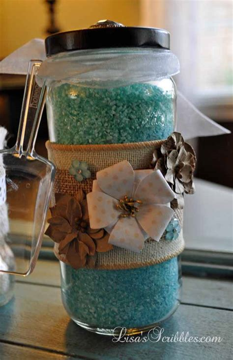 hometalk diy christmas upcycling glass jars  gifts