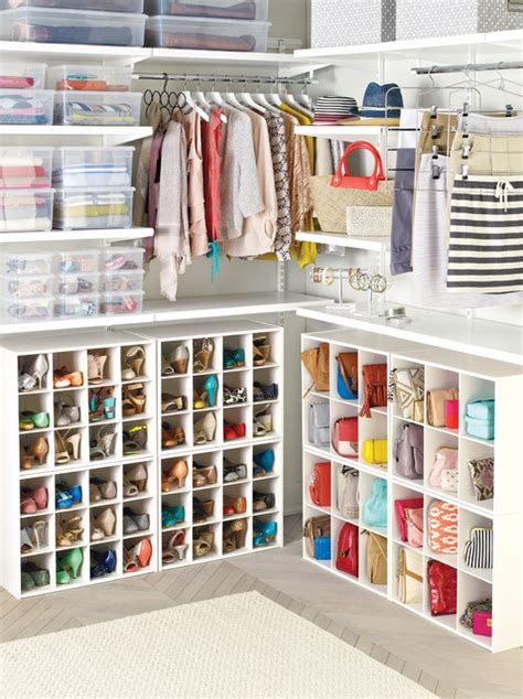 The Container Store Closets by Elfa Modern Closet Other By The Container Store