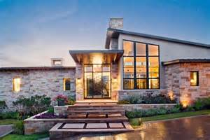 Exterior Home Design Trends by 2013 Modern Exterior Home Decorating Trends
