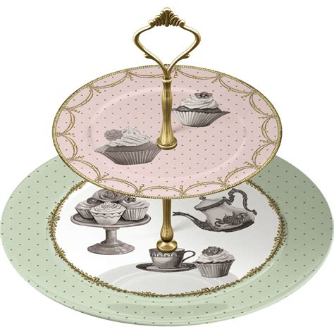 Cupcake Stand 2 buy cupcake couture 2 tier cake stand at louis