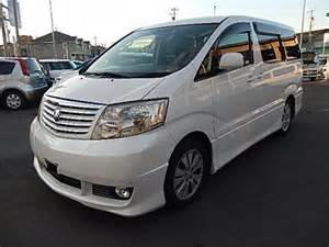 Used Suv Cars For Sale In Japan Car Detail Toyota Alphard Japanese Used Cars Sale Used