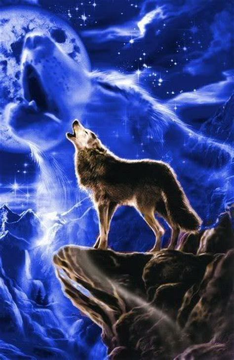 Native American Wolf Spirit | pin by maggie cross on the beautiful and voracious wolf
