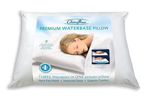 best water pillows reviews water pillow for neck
