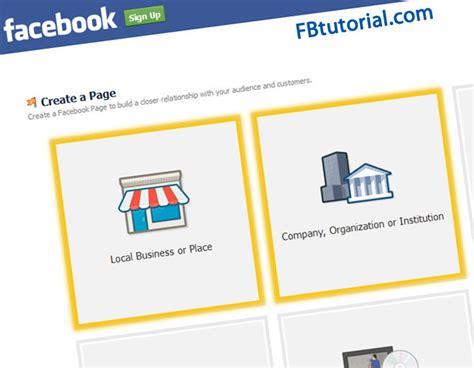 construct 2 facebook tutorial how to create a facebook page for your business