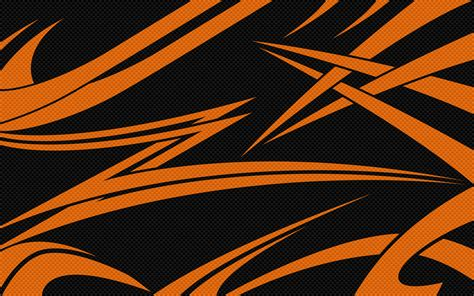 orange black design 1680x1050 black orange carbon desktop pc and mac wallpaper