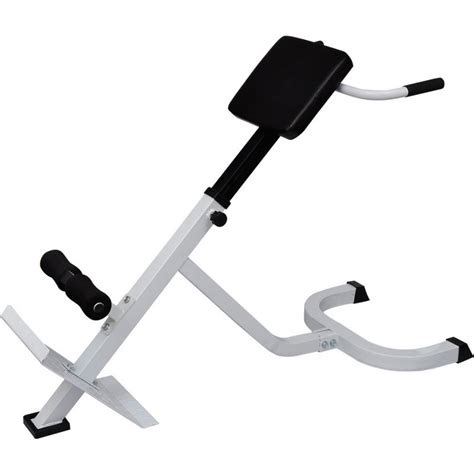 adjustable hyperextension bench home gym adjustable hyperextension exercise bench buy