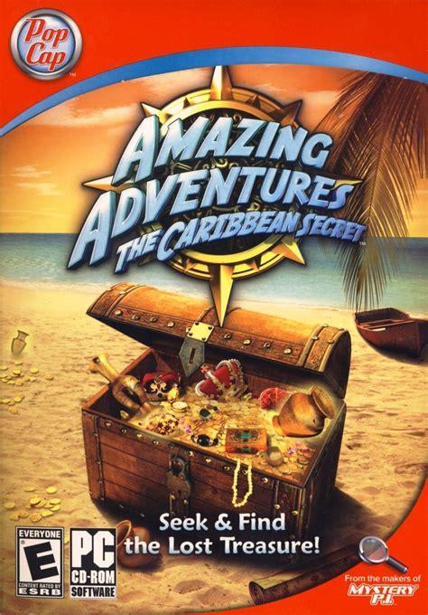 Amazing Adventures amazing adventures the caribbean secret for windows 2009