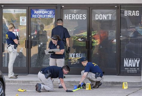 chattanooga shooting aftermath in photos a community