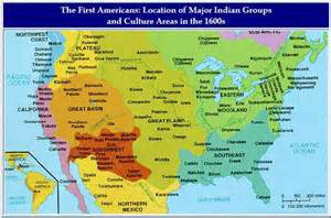 Map Of Native American Tribes In The United States by 1000 Images About Maps Of Native American Territory On