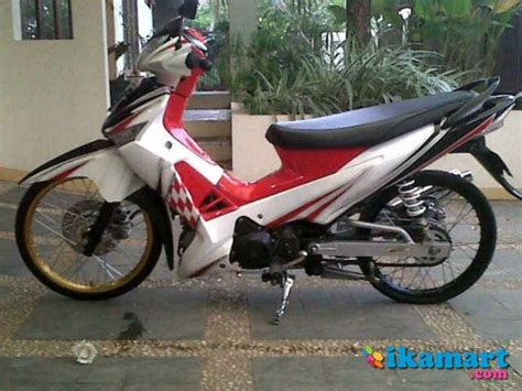 Honda Supra X 125 2008 jual honda supra x 125 pgm fi thn 2008 motor