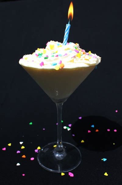birthday cake martini birthday martinis b lovely events