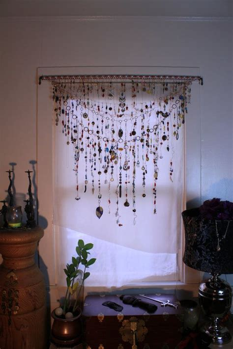 beaded window curtains the 25 best boho curtains ideas on pinterest gypsy