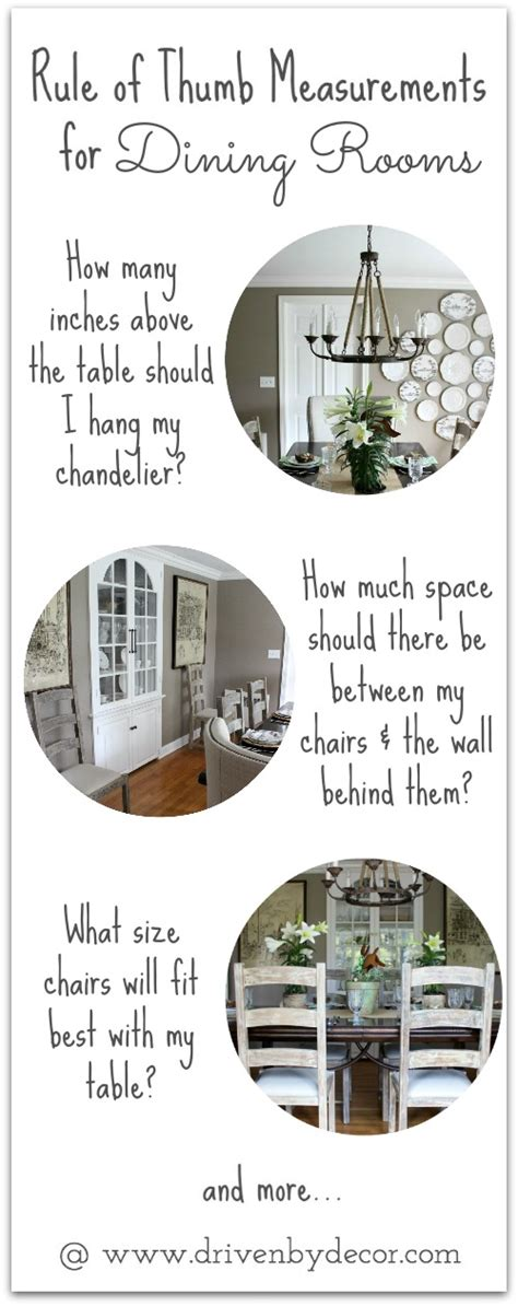 how high should chandelier hang over table decorating your dining room must have tips driven by decor
